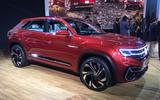 The Volkswagen Atlas Sport
