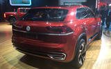 The Volkswagen Atlas Sport