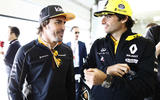 Alonso and Sainz