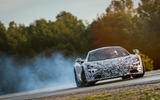 McLaren P14: 650S successor to get new active chassis