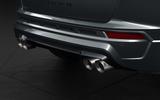 2020 Cupra Ateca - exhausts