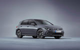 Volkswagen Golf GTD 2020 - stationary front