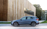 BMW X1 25d 2019 first drive review - static side
