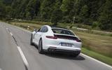 Porsche Panamera 4S Diesel rear
