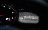 Porsche Panamera 4S Diesel nightvision