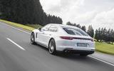 Porsche Panamera 4S Diesel rear quarter