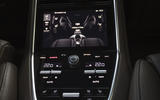 Porsche Panamera 4S Diesel infotainment