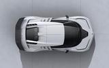 2020 Bugatti Centodieci reveal - roof