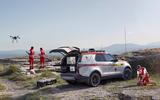 Land Rover SVO Red Cross