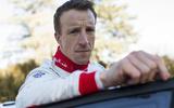 Kris Meeke Toyota WRC