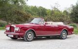 Elton John's Bentley Continental Convertible