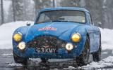 Aston Martin DB2/4 Mark II Prototype
