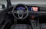 Volkswagen Golf GTD 2020 - interior