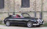 Daimler V8 Vicarage convertible