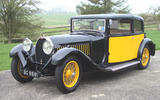 Bugatti Type 46 5.3-litre Weymann Sportsman's Saloon