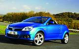 2006 Vauxhall Tigra - static front