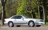 Mercedes-Benz SL72 AMG