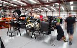 Ginetta race car