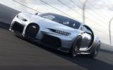 02 01 BUGATTI Chiron Super Sport High Speed Front