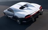 02 08 BUGATTI Chiron Super Sport High Speed Rear