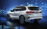 BMW I Hydrogen Next - official reveal rear