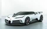 2020 Bugatti Centodieci reveal