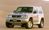 Mitsubishi Pajero Evolution (1997)