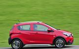 Vauxhall Viva Rocks side profile