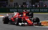 Ferrari Vettel Monza