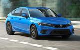 03 2022 Honda Civic Hatchback