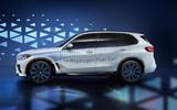 BMW I Hydrogen Next - official reveal side