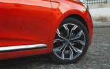 Renault Clio 2019 first drive review - alloy wheels