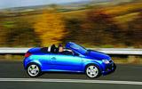 2006 Vauxhall Tigra - driving side