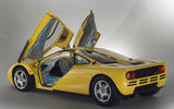Brand new 1997 McLaren F1 to become world's most valuable example