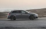 Audi RS3 Sportback side profile