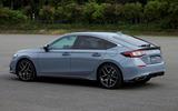 05 2022 Honda Civic Hatchback   Japan Market Model