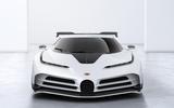 2020 Bugatti Centodieci reveal - front
