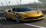 2020 Ferrari SF90 Spider - hero front