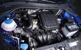 1.0-litre Skoda Fabia petrol engine