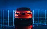 2022 Honda Civic prototype rear dead