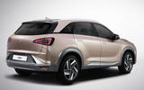 Hyundai reveals 2018 hydrogen fuel cell-powered SUV ahead of CES debut