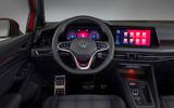 Volkswagen Golf GTI 2020 - interior