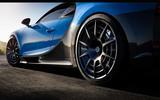 Bugatti Chiron Pur Sport wheel