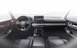 2022 Honda Civic prototype interior sketch