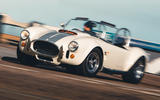 1 AC Cobra 378 Superblower MkIV 2021 UK first drive review hero front