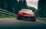 AC Schnitzer Toyota Supra 2020 first drive review - hero nose