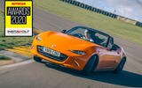 Autocar awards 2020: Mazda MX-5 - Best affordable driver's car winner