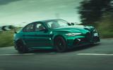 1 Alfa Romeo GTAm 2021 UK LHD fd hero front