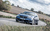 Alpina B5 Touring 2018 UK first drive review - hero front