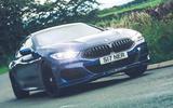 1 Alpina B8 Gran Coupe 2021 UK FD hero front